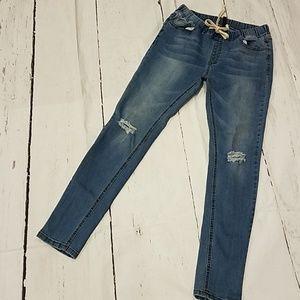American Bazi skinny Jean's Sz Large